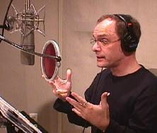 Wayne Powers recording Tale of Tillie's Dragon II""