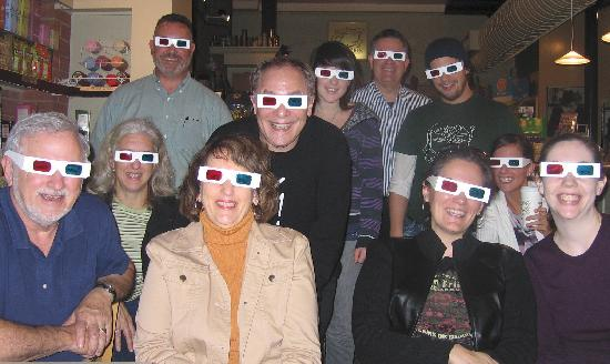 3-D Movies - Stereo Events